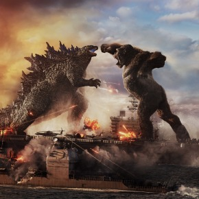 The truly epic trailer for Godzilla Vs Kong is here, and it's glorious!