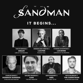 Netflix announces cast for adaptation of Neil Gaiman's The Sandman