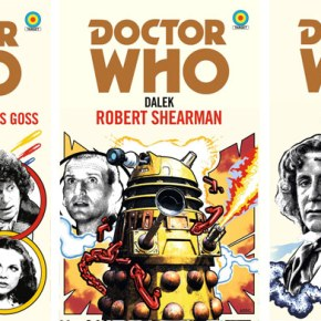 Book Review: Doctor Who – The Target Collection (2021)