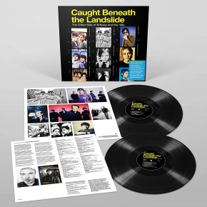Demon Music presents: Caught Beneath the Landslide: The Other Side of Britpop and the '90s 2LP and 4CD release!
