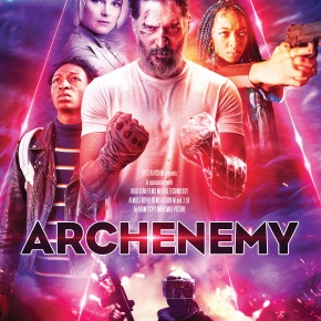 From Elijah Wood's SpectreVision: Win a copy of Archenemy on DVD **COMPETITIONCLOSED**