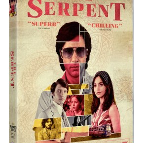 Win The Serpent, starring Tahar Rahim and Jenna Colemna, on DVD!