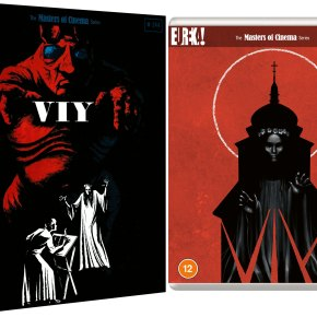 VIY Blu-ray review: Dir: Konstantin Yershov and Georgi Kropachyov [Masters of Cinema]