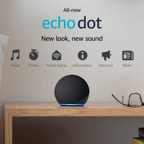 """Amazon Echo Dot (4th Generation) Review: """"A huge step forward for this handy Alexa home assistant"""""""
