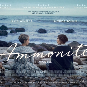 Ammonite is coming to Premium Rental at Home on all digital platforms from March 26