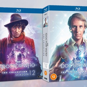 BBC Studios announces Doctor Who: The Collection – Standard Edition releases!