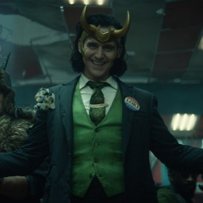 The God of Mischief will see you now! First full trailer for #Loki is here, and it's glorious!