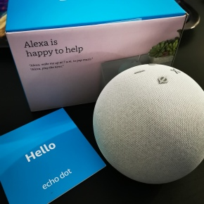 "Amazon Echo Dot (4th Generation) Review: ""A huge step forward for this handy Alexa home assistant"""