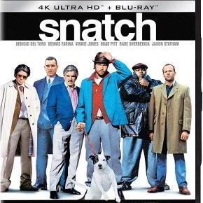 Win a copy of Snatch on 4KUHD!