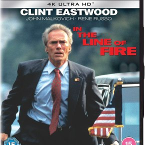 Win In The Line of Fire, starring Clint Eastwood, on 4K UHD! **COMPETITIONCLOSED**