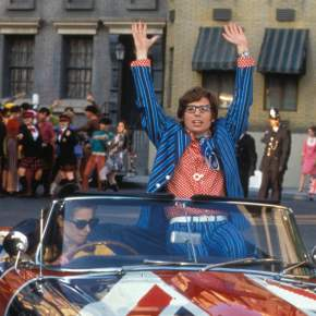 Austin Powers: International Man of Mystery Blu-ray review: Dir. Jay Roach [Collector's Edition]