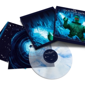 Doctor Who: The Ice Warriors vinyl release coming soon from Demon Records
