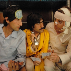 The Darjeeling Limited Blu-ray review: Dir. Wes Anderson [Criterion Collection]