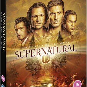 Win! Supernatural: The Fifteenth and Final Season on Blu-ray! **COMPETITIONCLOSED**