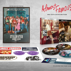 I am a golden god! Almost Famous 20th Anniversary 4K UHD and Blu-ray details confirmed for the UKrelease