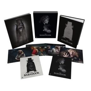 The Babadook is coming to Limited Edition Blu-ray and 4K UHD from SecondSight