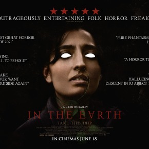 Check out the new quad and trailer for Ben Wheatley's In The Earth