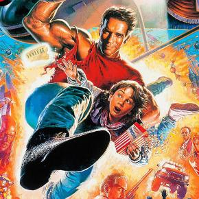 Win Last Action Hero, starring Arnold Schwarzenegger, on 4K UHD! **COMPETITIONCLOSED**