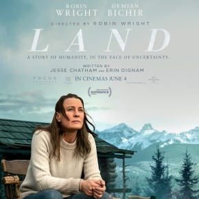 Watch the trailer for Robin Wright's directorial debut feature 'Land'