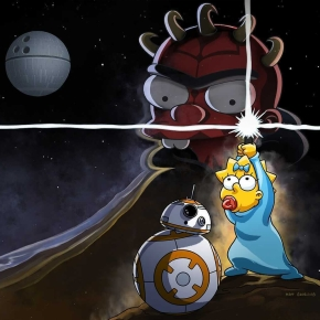 Star Wars Day: It's the Bad Batch premiere, plus a Star Wars The Simpsons special!