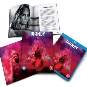 Mandy Blu-ray review: Dir. PanosCosmatos