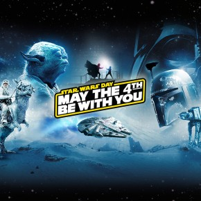 Star Wars Day: May the 4th Be With You on SkyQ!