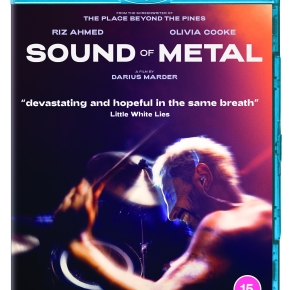 Win a copy of Sound of Metal on Blu-ray! **COMPETITIONCLOSED**