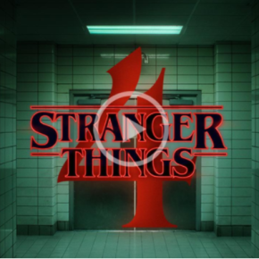 Eleven, are you listening? Here's your teaser trailer for Stranger Things 4!