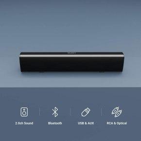 Majority Bowfell Compact 2.1 Soundbar[Review]