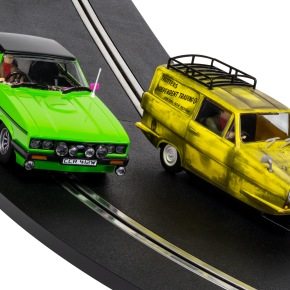 Win our classic Batman and Only Fools and Horses Scalextric cars for Father's Day! **COMPETITIONCLOSED**