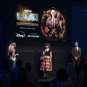 Review: Exclusive #Loki Screening at TATE Modern,London
