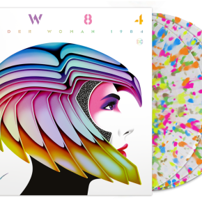 Mondo celebrate Wonder Woman 1984 with this great new Premiere Vinyl Soundtrack release and posters from LaBoca!