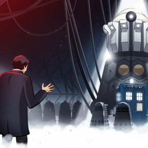 Doctor Who: The Evil of the Daleks (1967) – Review and Blu-rayPreview