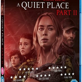 The superb A Quiet Place Part II comes to 4K UHD, Blu-ray and DVD from 30thAugust!