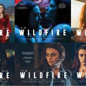 Watch the visceral trailer for Wildfire, a blistering female-driven drama from CathyBrady