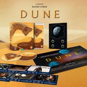 Dune (1984) Blu-ray review: Dir. David Lynch [ArrowFilms]