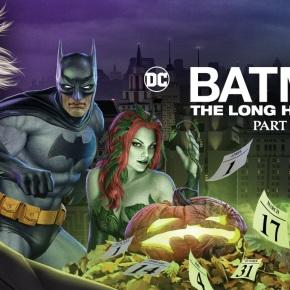 Batman The Long Halloween – Part Two Blu-ray review: Dir. Chris Palmer(2021)
