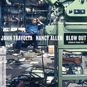 Blow Out Blu-ray review: Dir. Brian DePalma [CriterionCollection]