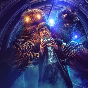 Doctor Who: The Web of Fear [Special Edition] Blu-rayreview