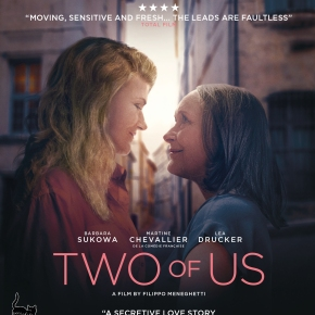 Win Filippo Meneghetti's 'Two of Us' on Blu-ray! **COMPETITIONCLOSED**