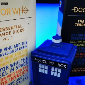 Doctor Who: The Essential Terrance Dicks (Vol. 1 and 2)review