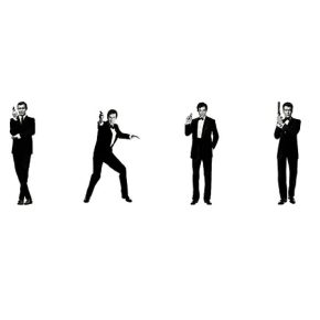 Top 10 James Bond 007 Films(1962-2021)