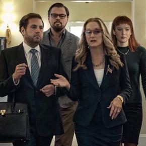 Leonardo DiCaprio, Jennifer Lawrence, Meryl Streep, Cate Blanchett all star in the crazy trailer for Adam McKay's Don't LookUp!
