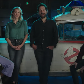Ghostbusters: Afterlife cast unite in a brand-newtrailer!