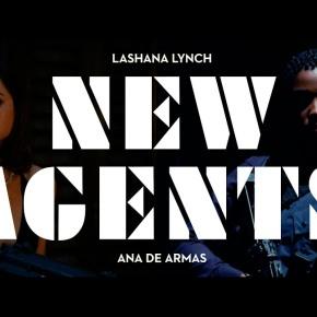 Meet Bond's new allies in #NoTimeToDie: Agent Nomi (Lashana Lynch) and Paloma (Ana deArmas)