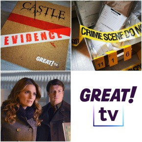 Feature: An afternoon of Crime Scene Exploration with Think Forensic – Castle is airing now on GREATtv!