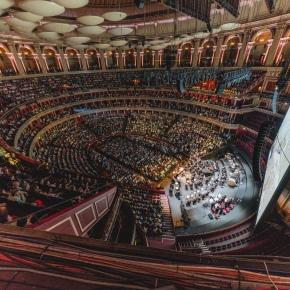 Films in Concert at the Royal Albert Hall areback!