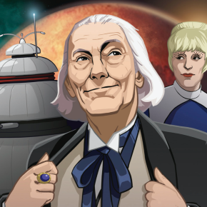 BBC Studios announce Doctor Who: Galaxy 4Animation, due for release on 15th November2021