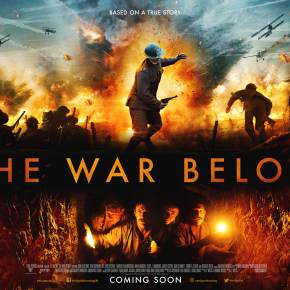 Win a limited edition poster for The War Below – Out on 10 September **COMPETITIONCLOSED**