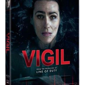 Win the Suranne Jones-starring VIGIL onDVD!